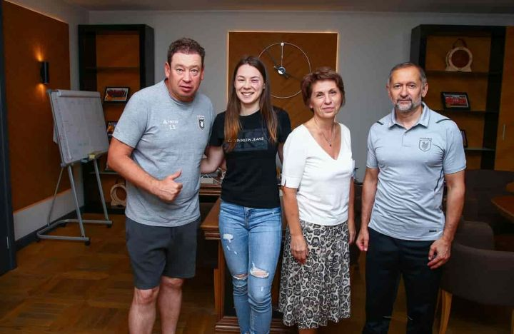 Марта Мартьянова пройдет восстановление на базе казанского «Рубина»