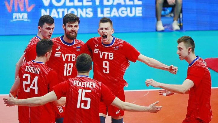 Волейболисты клуба «Зенит-Казань» стали призёрами Олимпиады
