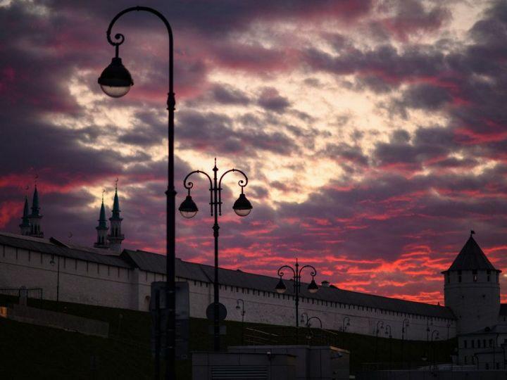 В Татарстане 7 и 8 августа не будет дождей и сильного ветра