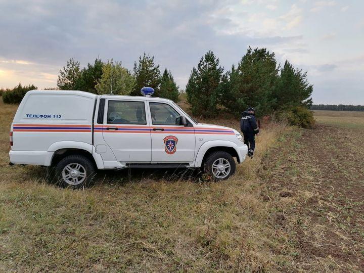 В РТ спасатели помогли грибнику, которому стало плохо в лесу