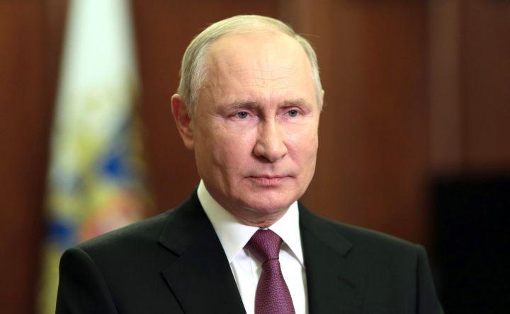 Ближайшее время Владимир Путин проведет на самоизоляции