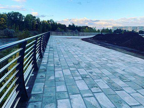 В Челнах новую набережную построят напротив поселка Элеваторная гора