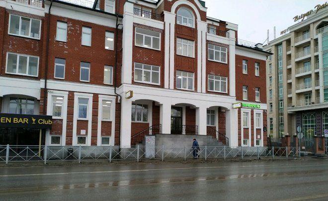В Казани здание офисного центра «Островский» продается за 150 млн рублей