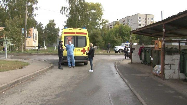 В Казани после избиения фельдшера скорой помощи полиция проводит проверку