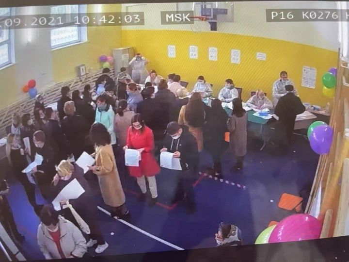 Рафаэль Фахрутдинов прокомментировал очереди на избирательных участках в Татарстане