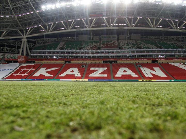 В Татарстане для посещения стадионов могут понадобиться QR-коды