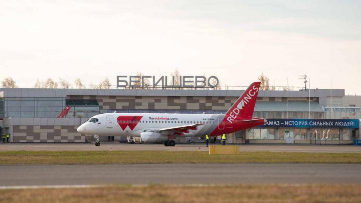 Из аэропорта «Бегишево» в Минеральные воды запускают регулярные рейсы