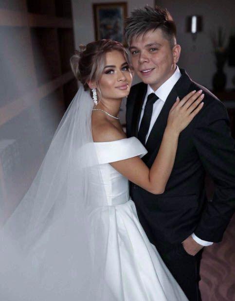 Элвин Грей женился на своей избраннице