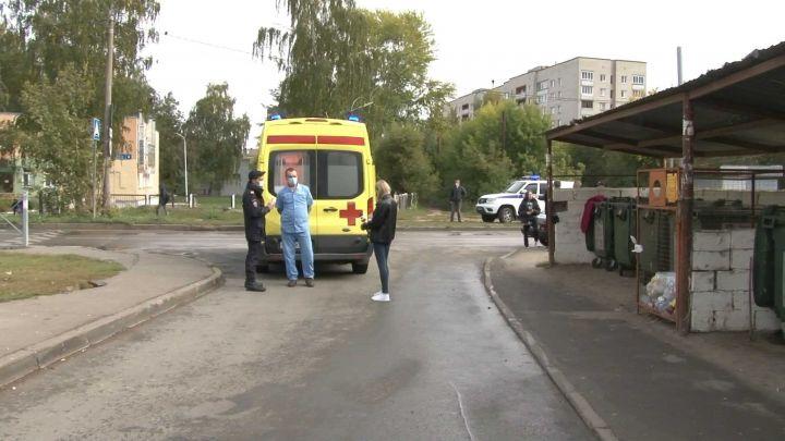 После избиения фельдшера скорой помощи в Казани возбудили уголовное дело