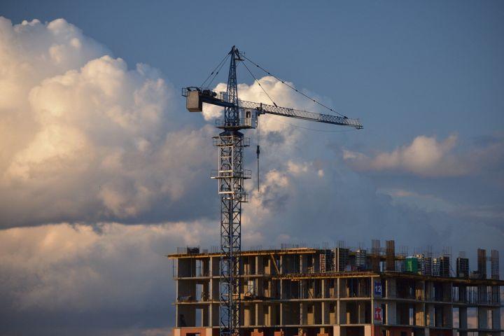 В Татарстане построено 78% жилья от плана на 2021 год