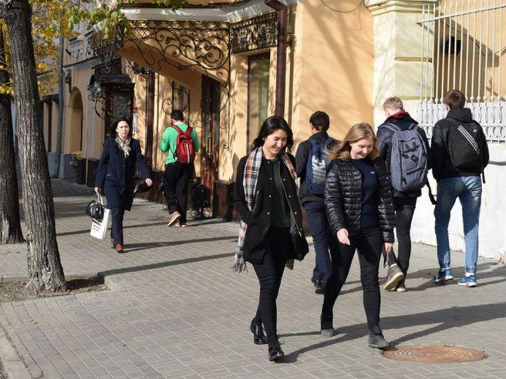 В Зеленодольском районе во время выборов запустили челлендж для молодежи