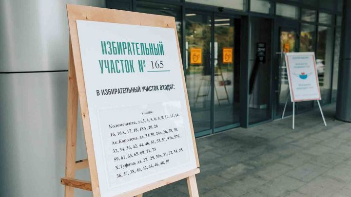 В России во второй день голосования явка на выборах в Госдуму составила 31,51%