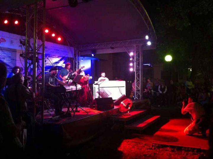 В Казани проходит молодежный фестиваль «Профсоюзная»