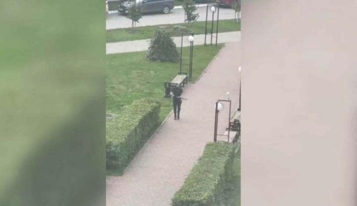 «Инцидент в Казани сыграл мне на руку»: пермский стрелок оставил послание перед нападением на вуз