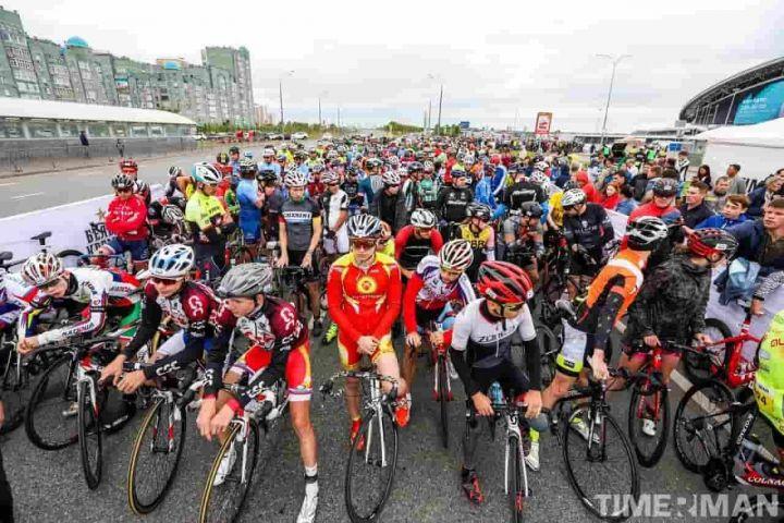 25 сентября в Казани пройдет ежегодная шоссейная велогонка Tour de Tatarstan. Kazan 2021.