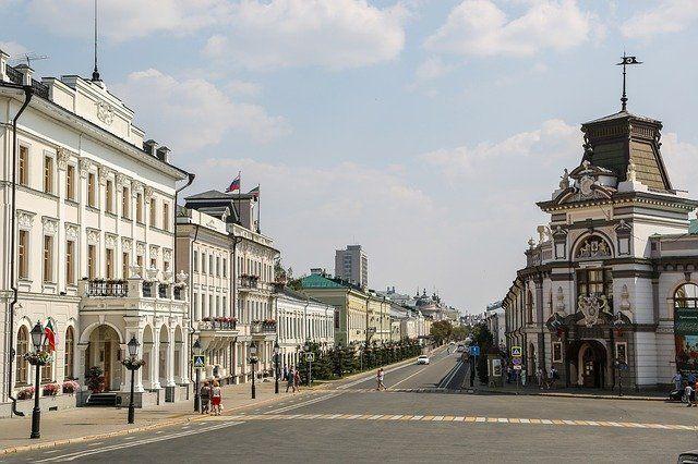 В Казани перекроют ряд улиц из-за проведения «Ночного велофеста»