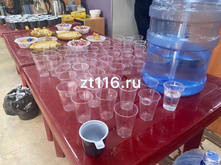 В Альметьевске после угрозы взрыва дома жильцов разместили во временном укрытии