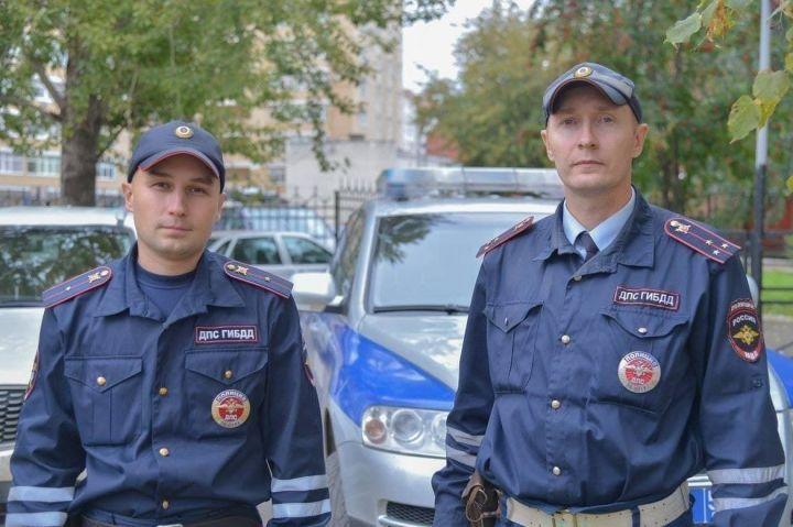 Путин наградил сотрудников ДПС, которые первыми прибыли на место стрельбы в Перми