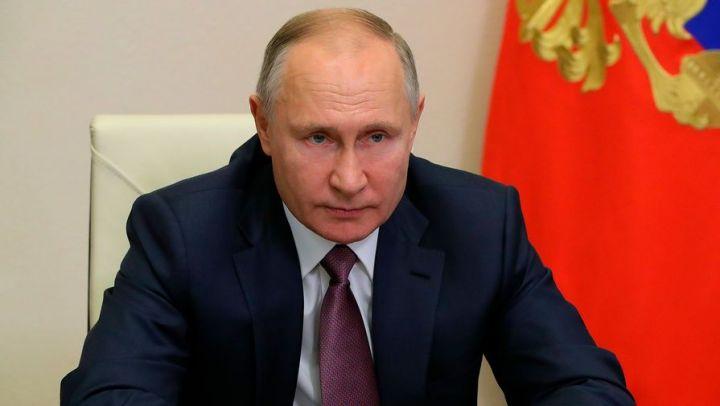 Владимир Путин поприветствовал участников Всероссийского студенческого форума в Казани