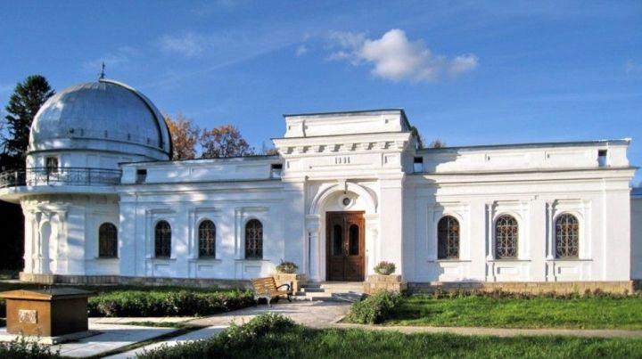 В Казани на территории обсерватории им.В.П.Энгельгардта откроется астропарк