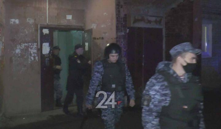 В Казани неизвестный позвонил в полицию и сообщил, что убил человека