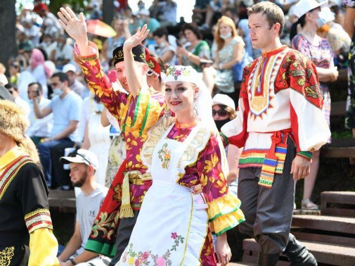 На выходных в Казани пройдет фестиваль новой этнической культуры народов Поволжья «Итиль»