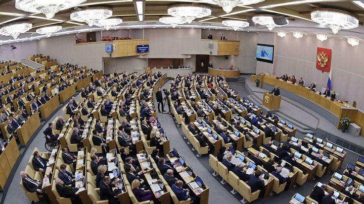 Восемь человек из Татарстана прошли в Госдуму по списку «Единой России»