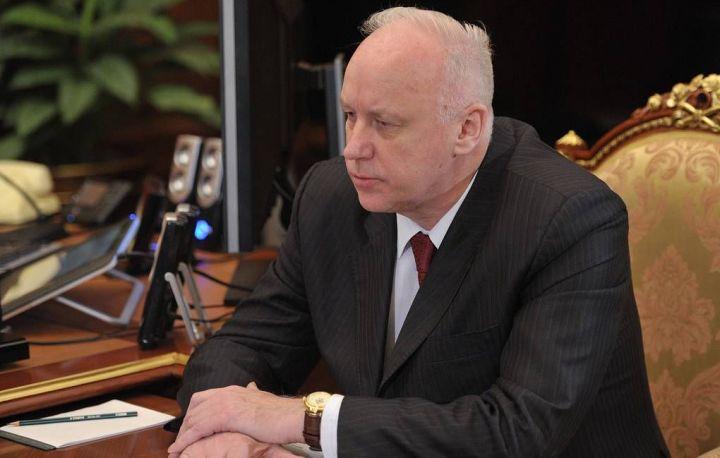 Бастрыкин считает деструктивное влияние интернета причиной трагедий в учебных заведениях