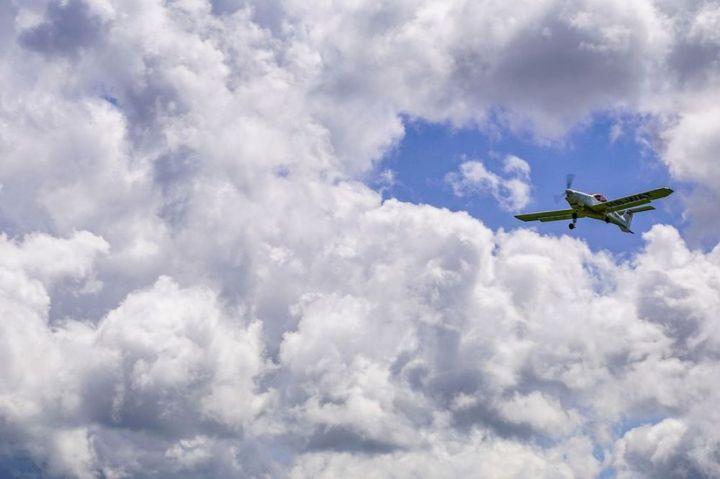 В РТ задержали пилота, незаконно летавшего над Нижнекамском