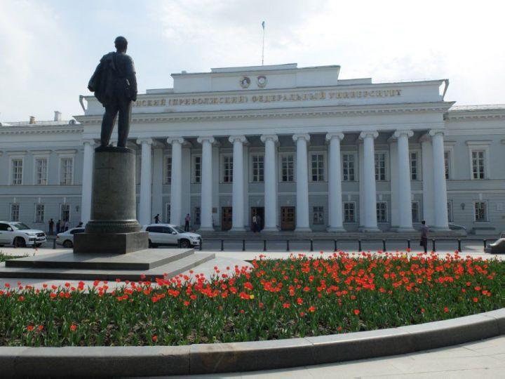 В Казани отремонтируют «сковородку» у главного здания КФУ