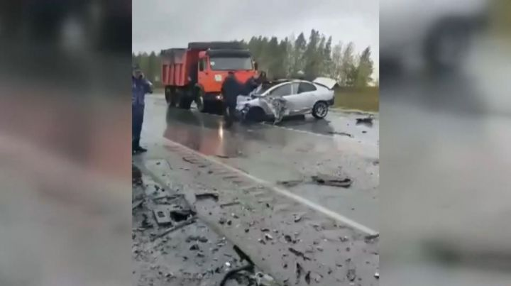 После смертельной аварии на трассе Казань-Оренбург возбуждено уголовное дело
